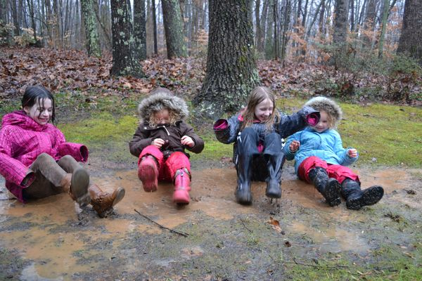 Muddy Boots And Muddy Girls Muddy Girls